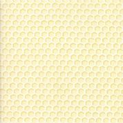 Moda - Bee Joyful - 6501 - Honeycomb in Pale Yellow - 19875 11 - Cotton Fabric
